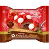 ごろごろ苺&おもち&濃厚チョコレートアイスの美味しさ♡『やわもちアイス Fruits ストロベリー&ショコラ』期間限定で新発売