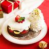 """クリスマスならではの""""ショートケーキ""""がモチーフ♡ Eggs 'n Thingsから『クリスマスショコラショートパンケーキ』が期間限定で発売!!"""