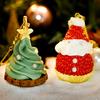 クリスマスツリーカップケーキにストロベリーサンタクロースも♪ Q-pot.CHRISTMAS COLLECTION発売&限定ノベルティーも登場☆