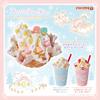 コールドストーン×リトルツインスターズが初コラボ☆ キキ&ララをイメージしたパステルカラーのアイス&ドリンクが期間限定で発売!