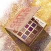 まるで「グリッターの宝石箱」♡ 韓国コスメブランドCLIO(クリオ)から、クリスマスにピッタリな圧巻の25色グリッターアイシャドウパレットが登場!