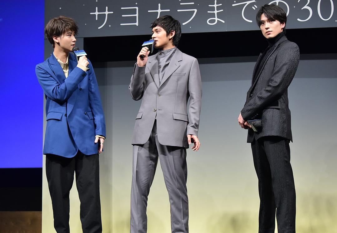 新田真剣佑の肉体美&造形美を男性キャストが大絶賛!! 北村匠海