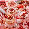 いちごスイーツがズラリと並ぶ、心ときめくピンクの世界観♡『ストロベリーブッフェ~Berry Lovely Pink~』京王プラザホテルにて開催!!