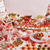 いちご&ハート&チョコレートの胸キュンな組み合わせ♡ バレンタインにピッタリな『恋するいちご デザートブッフェ』開催!!