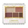 黄味&青味ブラウンで絶妙な深みが誕生!CANMAKEのマットな5色パレット『パーフェクトマルチアイズ』に限定色「ロマンスベージュ」が新登場♪