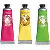 ロクシタンで人気の「シア ハンドクリーム」が2020年干支 ねずみデザインに♡ ディライトフルローズ、バニラブーケ、ゼスティライムの3つの香りで限定発売!