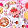 赤いバラと紅茶の香りに包まれる至福のランチタイムを♡『古城の国のティーパーティ ~紅茶とバラのスイーツビュッフェ~』池袋にて開催!