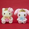 今年はティアラが輝くプリンセス風♡ ゴディバ×キティ&マイメロのバレンタイン向けギフトが発売!