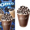 大人気の『オレオ®チョコフラッペ』がMcCafé by Baristaに復活!オレオ®クッキー×カフェモカのハーモニーが楽しめるドリンクもホット&アイスで新登場♪