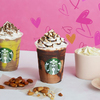 アーモンドやパッションフルーツをチョコレートと組み合わせ♡ スターバックスにバレンタイン限定ビバレッジが登場!