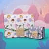キキ・ララと花柄を合わせたスペシャルなデザイン♡ ベビーピンクやベビーブルーの色合いが可愛い『フルラ リトルツインスターズコレクション』発売!