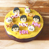 「ちびまる子ちゃん」と「コジコジ」のフォトジェニックなメニューがズラリ♪『MARUKO & COJICOJI CAFE』がサンデーブランチ銀座に期間限定オープン!!