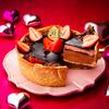 4種類のチョコ&2種類のベリーが絶妙にマッチ♡『いちごとフランボワーズのクワトロチョコチーズタルト』PABLOから発売!