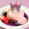 クロミの黒いずきんやピンクのドクロがモチーフ♡ 可愛いメニューがいっぱいの『クロミ カフェ』そごう千葉店ジュンヌに期間限定でオープン中!!