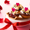 ハートピックが可愛い♪ PABLOからバレンタインにピッタリな『焼きマシュマロ❤チョコレート』が期間限定で発売!
