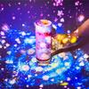 グラスを置くと花々が咲き乱れ、蝶が舞うアート体験も♡「日本一早いお花見」が楽しめる『FLOWERS BY NAKED 2020 -桜-』いよいよ開催!!