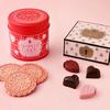 苺型ショコラ入りの限定ボックスに、真っ赤な愛にデコレーションされたクッキー缶も♡ Q-pot CAFE. 2020 Valentine Giftが発売中!