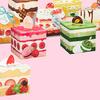 華やかなラズベリーケーキやショートケーキをイメージ♡ イオン限定バレンタイン商品『スイーツビュッフェ』新登場!