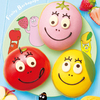 """""""バーバパパファミリー""""が3種のフルーツに変身♡ クリスピー・クリーム・ドーナツが世界中で愛される「バーバパパ」とコラボ!"""