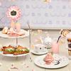 春の訪れをロマンティックに楽しめる♡ Q-pot.に春限定「サクラ」メニュー&予約限定お花見パーティープランが登場!
