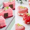 赤とピンクが可愛い「苺のマカロン」も♡ ATELIER de GODIVAにホワイトデー&スプリングシーズン限定スペシャルスイーツが登場!