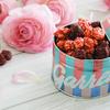 ラズベリー&ココアが織り成す甘酸っぱくてビターな味わい♡ ギャレット ポップコーンにホワイトデー限定『Spring Blossom』が登場!