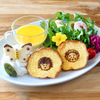 『MARUKO & COJICOJI CAFE』春らしい新メニューが登場!ゆめ見るさなぎとちょうちょのプレートがリニューアル♪