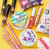 「MTV×Hello Kitty」のコラボアートがレトロ可愛い♡ PLAZAで人気のコスメアイテムが限定デザインで登場!