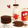 まるでチョコレートブラウニーのような濃厚な味わい♡ クッキータイム 原宿にて『ヴィーガン ダブルチョコレートクッキー』が新発売!