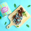 ミントの爽快感&ビターなココア&キャラメルのカリッと食感がたまらない♡ ギャレット ポップコーンから初のミント系レシピ『チョコミント』が登場!