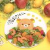 リラックマたちがみんなで収穫したフルーツがたっぷり♡ テーブル・プロジェクション・マッピングとコラボした『リラックマのまくまくフルーツカフェ』原宿に期間限定でオープン!