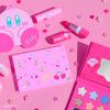 """カービィのハートのうるうる瞳がキュート♡""""Pink Lush""""をテーマにした『星のカービィ』オリジナルデザインのコスメが全国のバラエティショップ、ローソンに登場!"""