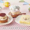 ポムポムプリン&シナモロールがパフェやタルトに大変身♡ キュートな表情が楽しめるイースタースイーツ3品が期間限定で発売!