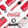 CASETiFY×「Coca-Cola(コカ・コーラ)」コラボコレクションが発売!世界中の人々を繋ぐ2つのブランドによる、ハッピーなアイテムがズラリ♪