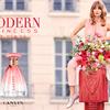 真っ赤なロングドレスみたいなボトルデザイン♡ 新フレグランス『ランバン モダン プリンセス ブルーミング オードトワレ』が誕生!