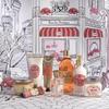 「バラの紅茶」をイメージした柔らかな香り&華やかピンクのパッケージ♡ SABONの大人気『ローズティーコレクション』がレギュラー発売!