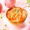 華やかな「白桃とヨーグルト」&ふんわりとろける「チョコレート」♡『パブロチーズタルト‐小さいサイズ』に期間限定で新フレーバーが登場!