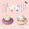 キティ&ミミィのお顔がちょこん♡ フロレスタから華やかキュートな『ハローキティコラボドーナツ』が期間限定で発売!