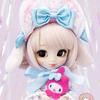 マイメロみたいな垂れ耳&ふわふわの尻尾が可愛い♡ コラボドール『プーリップ/ My Melody pink ver.(マイメロディピンクバージョン)』新発売