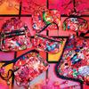 和傘、提灯、桜の花など、美しく幻想的なグラフィックテキスタイルを使用♡ レスポートサック×「M / mika ninagawa」コラボコレクションが新発売