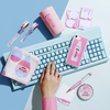 Afternoon Tea LIVINGから、ピンクを基調とした『エビアン®』シリーズが新発売!フレンチアルプスの大自然をイメージしたオリジナルアートを使用♪