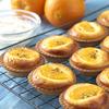 夏の訪れを感じる爽やかな味わい♡ BAKEから『オレンジヨーグルトチーズタルト』期間限定で発売!
