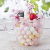 華やかピンクの『ふちベアフル』がタリーズコーヒーに新登場!カップ、フラワー、いちごのキュートな3種類♡