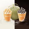 「北海道メロン&チョコフラッペ」も初登場♪ McCafé by Baristaにてメロンの芳醇な風味のフラッペ2種類が期間限定で発売!