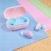 ピンクやパープルのパステルカラーが可愛い♡ Bluetooth5.0対応完全ワイヤレスイヤホン『L101TWS』新発売!