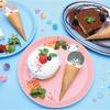 """マイメロやポムポムプリンのピックが可愛い♡ """"ひんやりおいしい!アイススタンド""""をコンセプトにした『Yuri on Ice×Sanrio characters Cafe 2020』渋谷に期間限定でオープン!"""