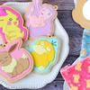 まるでアイシングクッキーのようなラバーミラー&きらきらなクリアポーチ♡ 大人気の「ポケモンギフトコスメシリーズ」から新商品が発売!