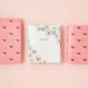 上品な西洋菊&明るいピンクのカラーリングが可愛い♡「PAUL & JOE La Papeterie(ポール & ジョー ラ・パペトリー)」からバインダーが新発売