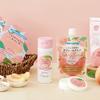 さわやかな甘さの桃の香りに包まれる♡ 山梨県産桃エキスを配合した「ふんわり桃香る」シリーズが発売中!