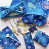 夏の星空にポケモンたちが遊ぶような「Star Hunt!」柄&やさしく夢見るイメージの「Sweet Dream」柄♡ ITS'DEMO(イッツデモ)から「ポケモン」のオリジナルアイテムが発売!